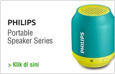 PHILIPS Portable Speaker Series