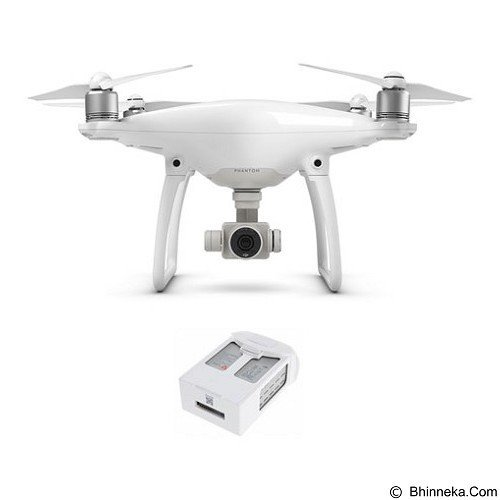 DJI Phantom 4 with Extra One Battery