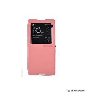 TUNEDESIGN FolioAir for Sony Xperia T2 Ultra - Pink