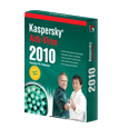 Kaspersky Anti Virus 2010 1 User