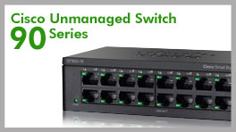 Cisco Unmanaged Switch 90 Series
